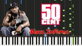 50 Cent - Disco Inferno Piano Cover