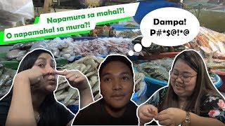 Nag seafood mukbang sa Dampa?! Kaya ba ng bulsa?