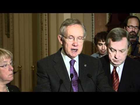 Senate Leadership Respond to Contraception Mandate