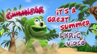 Download Lyric Video It's A Great Summer Gummibär The Gummy Bear Song Mp3 and Videos