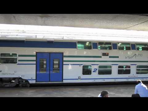 Tren Italia (7) (Tren 2 pisos)