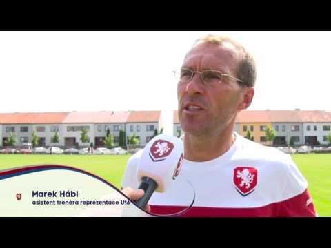 Haraštův memoriál: ČR U16 červený tým - ČR U 16 Bílý tým