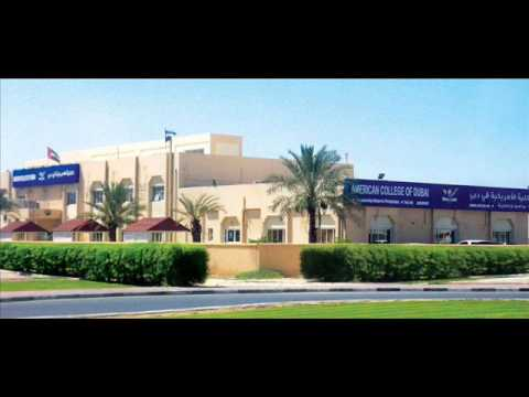 American College in Dubai, Mr  OBriens Radio Interview