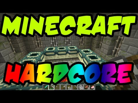 "Hardcore Survival - Episode 17 ""Stronghold"""