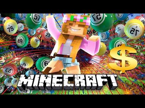 LITTLE KELLY WINS THE LOTTO!!! - Minecraft Little Club Adventures