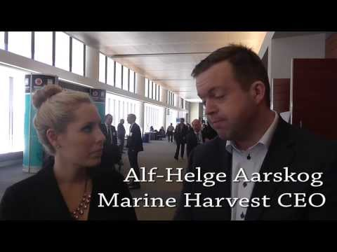 Interview with Marine Harvest