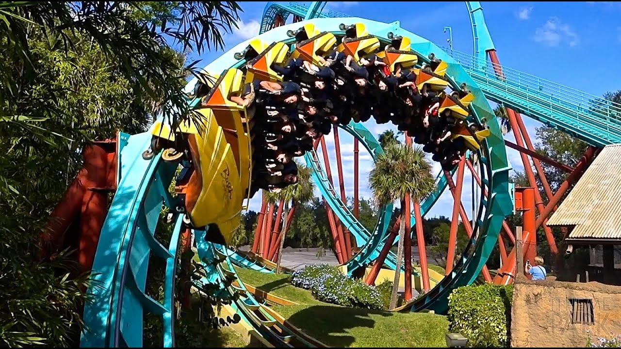 Ordinaire Busch Gardens 2014 Tour And Overview | Tampa, Florida   YouTube