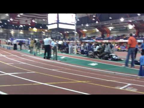 Bernard Lagat Indoor 2-mile American record