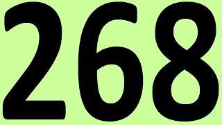 АНГЛИЙСКИЙ ЯЗЫК ДО АВТОМАТИЗМА ЧАСТЬ 2 УРОК 268 УРОКИ АНГЛИЙСКОГО ЯЗЫКА