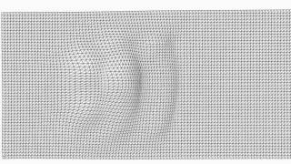 Ocean Waves Animation using Boundary Integral Equations and Explicit Mesh Tracking