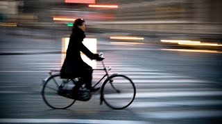 Как на одной дороге поместить велосипедиста, автомобиль и пешехода? Главный эфир
