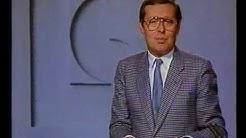 ZDF Heute Gerhard Klarner 27.06.1981 - Länderspiegel (Video 2000)