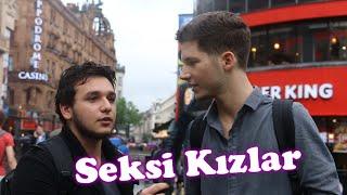 Türkiye Denince Aklınıza Gelen İlk 3 Şey! (Londra Youtuberlara Sorduk!)