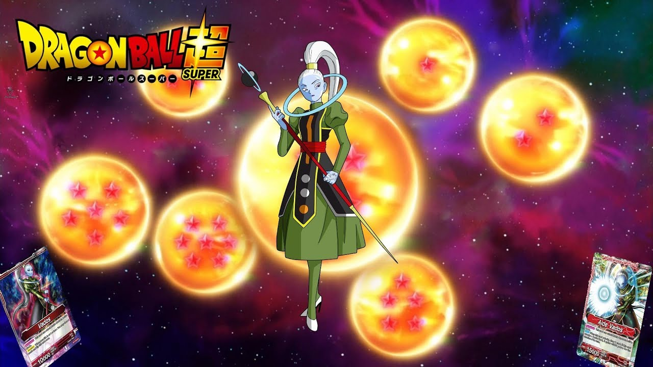 Dragon Ball Super Card Game Vados Red Blue Deck Profile