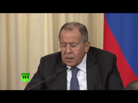 Главы МИД России и Лаоса подводят итоги встречи