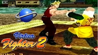 Virtua Fighter 2 playthrough (SEGA Saturn)