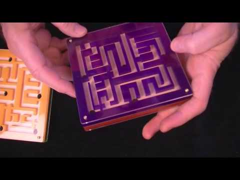 the-snare---double-sided-maze-puzzle