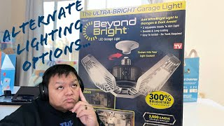 "Beyond Bright ""As Seen on TV"" is it a Good Alt Light Source for your studio?"