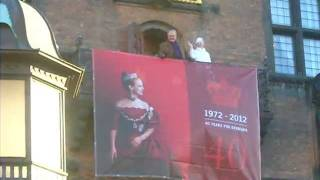 Her Majesty Queen Margrethe 2nd and His Royal Highness The Prince Consort