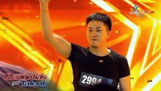 С.Билэгт I Алтан баззерын эзэн I 1-р шат I Дугаар 5 I Mongolia's got talent 2018