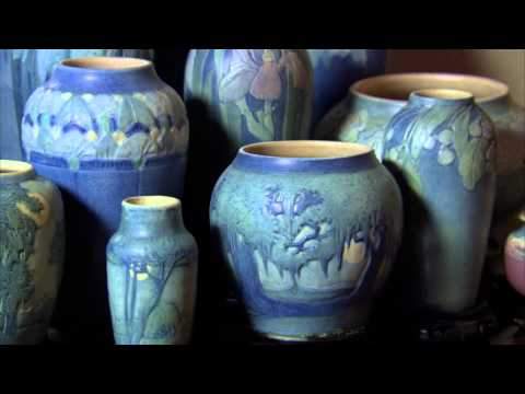 Roger Ogden On Newcomb Pottery