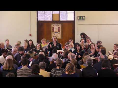 318 Present Joys - The Ninth Ireland Sacred Harp Convention (HD)