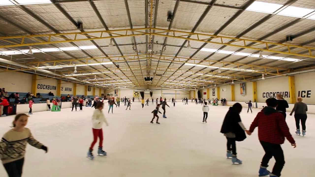 Ice skating perth wa
