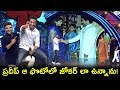 DHEE 10 Grand Finale - Young Tiger NTR  | Jr NTR funny comments on Sudheer, Pradeep