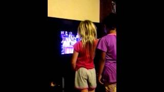 """Nieces reaction to """"Worlds Fastest Rapper"""""""
