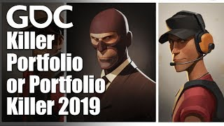 Killer Portfolio or Portfolio Killer 2019: Advice from Industry Artists