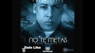 No Te Metas - Cosculluela (Original) REGGAETON 2012