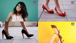 How to Walk in High Heels: Easy Do's and Don'ts! - POPxo