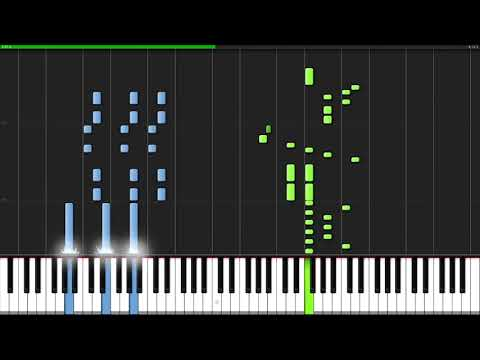Operation Ground And Pound - Dragonforce [Piano Tutorial] (Synthesia) // John Yang Piano