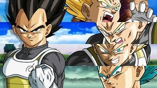Why Vegeta Never Went Super Saiyan 3?