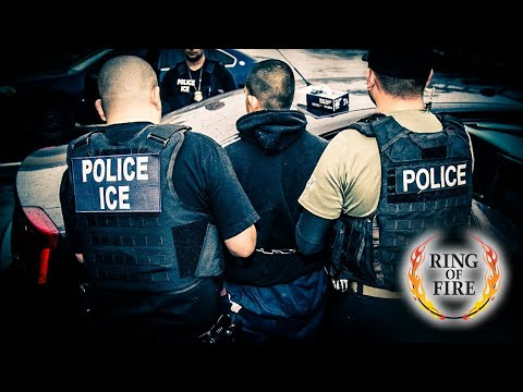 How ICE Agents Are Terrorizing Immigrant Communities Across the Country
