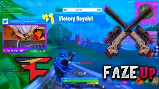 DUOS W/ FAZE ZAYZO (FORTNITE BATTLE ROYALE) | @BlinkVII