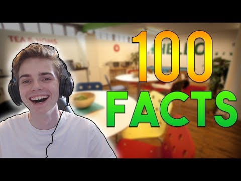 Thank You For 10,000 Subscribers! - 100 Facts About MZK
