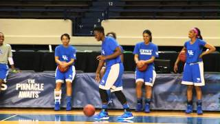 Kentucky Wildcats TV: UK Hoops sights and sounds from NCAA at Memorial Coliseum