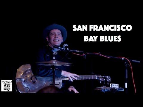 'San Francisco Bay Blues' live at Orange Studio (Written by Jesse Fuller)