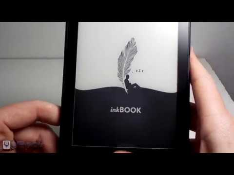 InkBook Prime Kindle App Setup and Review