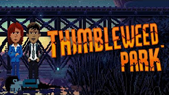 Lets Play - Thimbleweed Park
