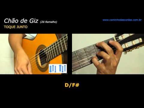 Chão de Giz Zé Ramalho - Toque Junto