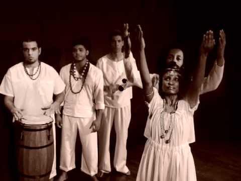 Escrava Anastácia Espetáculo - 2011 Minha Nação é o Ylê. Nossa Senhora do Teatro