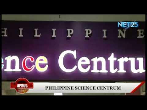 APRUB - Philippine Science Centrum