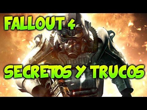 fallout 4-secretos y trucos-COMO MEJORAR LAS ARMAS(TUTORIAL SIN DLC)