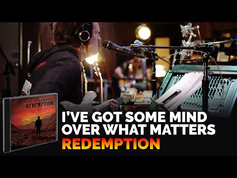 "Joe Bonamassa ""I've Got Some Mind Over What Matters"" Redemption"