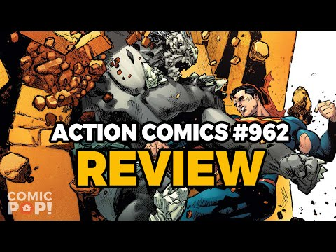 ACTION COMICS #962 AND RECOMMENDATIONS   Off the Rack