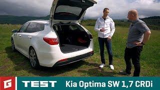 Kia Optima SW 1,7 CRDI  DCT - TEST - Garaz.TV - Rasťo Chvála