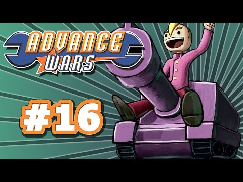Olaf blizzard battle - Advance Wars - Part 16 - Doffman