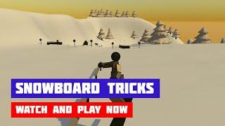 Snowboard Tricks · Game · Gameplay